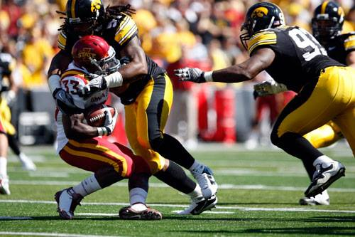 Iowa vs. Iowa State Tailgate Party & Game