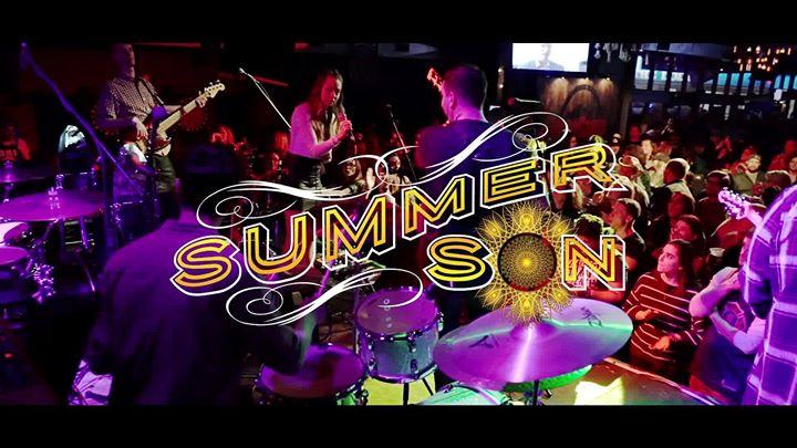 Summer Son at The Yardarm