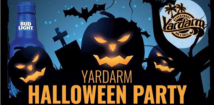 Yardarm Halloween Party – Last Night Open